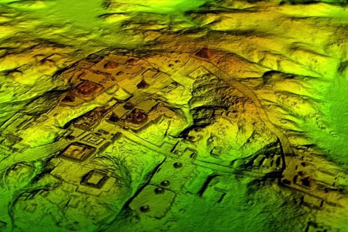 Lidar Teknolojisi ile 3000 Yaşında Antik Maya Bölgesi Bulundu