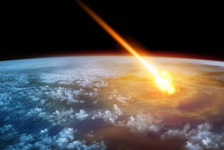 NASA, Roketle Göktaşına Çarpması İçin SpaceX'e 69 Milyon Dolar Ödedi