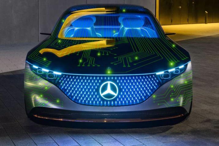 Mercedes-Benz ve Nvidia Ortaklığında Arabalar İçin Süper Bilgisayar Geliştirilecek