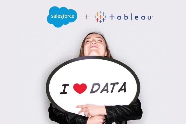 Salesforce Tableau'yu Satın Aldı, Peki Şimdi Ne Olacak?