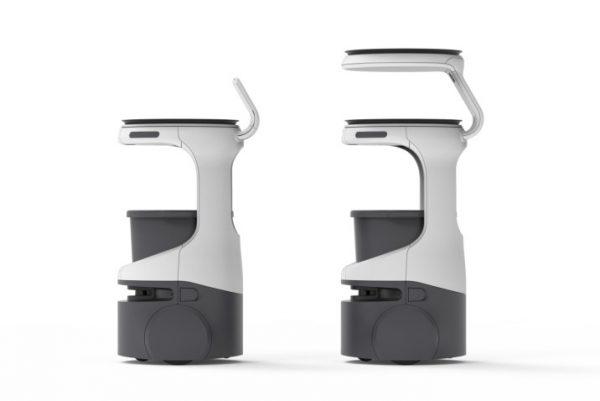 Pandeminin Etkilediği İş Gücüne Robotik Çözüm: Robot Garsonlar