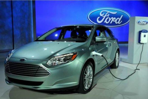 Otomotiv Devi Ford'dan Tamamen Elektrikli Araç Üretimine 1,8 Milyar Dolar Yatırım