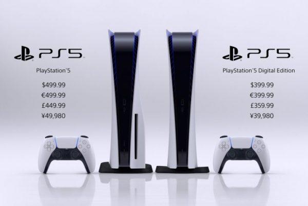 PlayStation 5'in Fiyatı ve Çıkış Tarihi Açıklandı