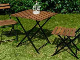 A101 Ahşap Katlanabilir Masa Sandalye Seti Yorumları ve Özellikleri