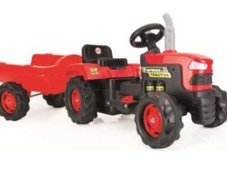 A101 Dolu Pedallı Römorklu Traktör Yorumları ve Özellikleri