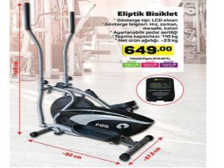 A101 Eliptik Bisiklet Yorumları ve Özellikleri