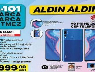 A101 Huawei Y9 Prime 2019 Cep Telefonu Yorumları ve Özellikleri