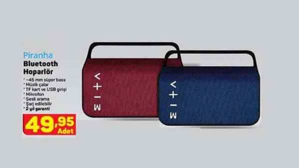 A101 Piranha 7822 Bluetooth Hoparlör Yorumları ve Özellikleri