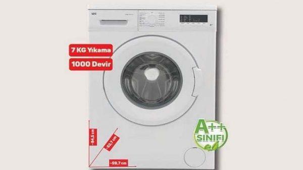 A101 SEG SCM 7101 Çamaşır Makinesi Yorumları ve Özellikleri