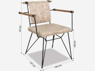 Bim Ahşap Kollu Metal Sandalye Yorumları ve Özellikleri