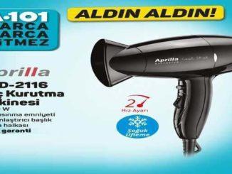 A101 Aprilla AHD-2116 Saç Kurutma Makinesi Yorumları ve Özellikleri