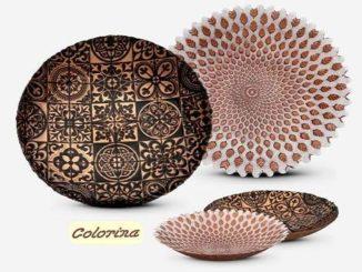 Bim Colorina Dekoratif Şık Cam Tabak Yorumları ve Özellikleri