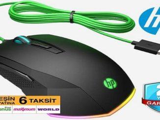 Bim HP Pavilion 200 Gaming Mouse Yorumları ve Özellikleri