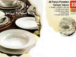 Bim Kütahya Porselen 48 Parça Yemek Takımı Yorumları ve Özellikleri