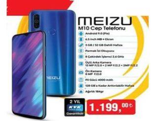 Bim Meizu M10 Cep Telefonu Yorumları ve Özellikleri