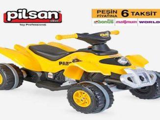 Bim Pilsan Akülü 6V ATV PARS Yorumları ve Özellikleri