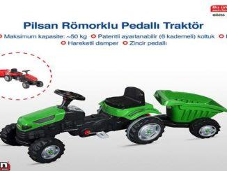 Bim Pilsan Römorklu Traktör Yorumları ve Özellikleri