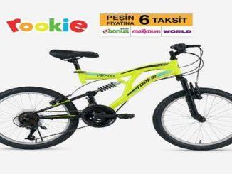 Bim Rookie 20 Jant Çift Amortisör 18 Vites Bisiklet Yorumları ve Özellikleri