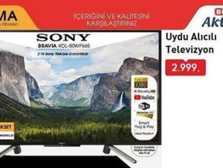 Bim Sony 50″ Full HD Smart Uydu Alıcılı Televizyon Yorumları ve Özellikleri