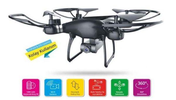 A101 Piranha Akıllı Drone Özellikleri ve Yorumları