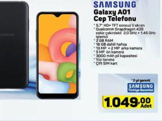A101 Samsung Galaxy A01 Cep Telefonu Yorumları ve Özellikleri