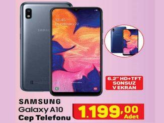 A101 Samsung Galaxy A10 Cep Telefonu Yorumları ve Özellikleri